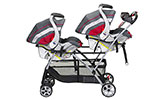 Baby Trend Universal Double Snap-n-go Stroller Frame